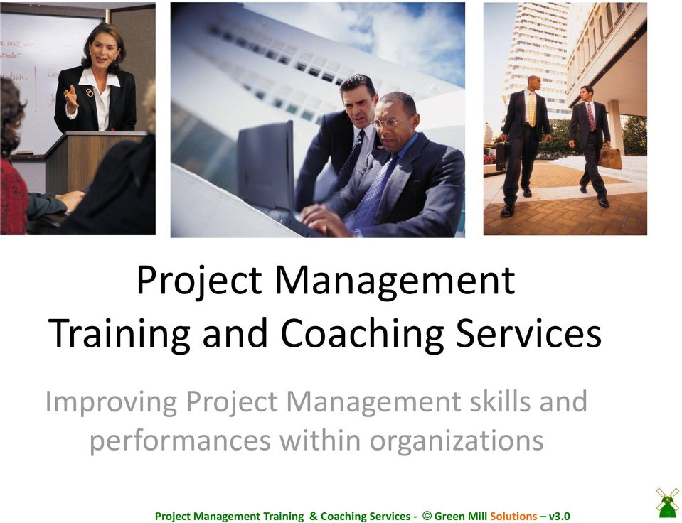 Improving Project Management