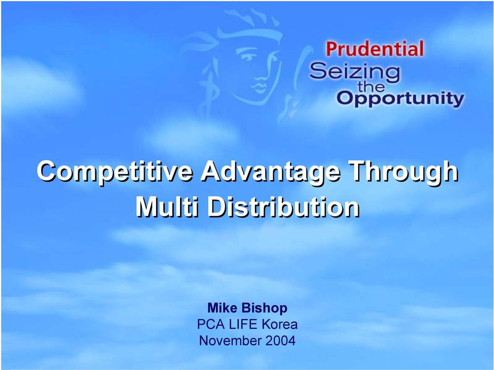 Distribution Mike