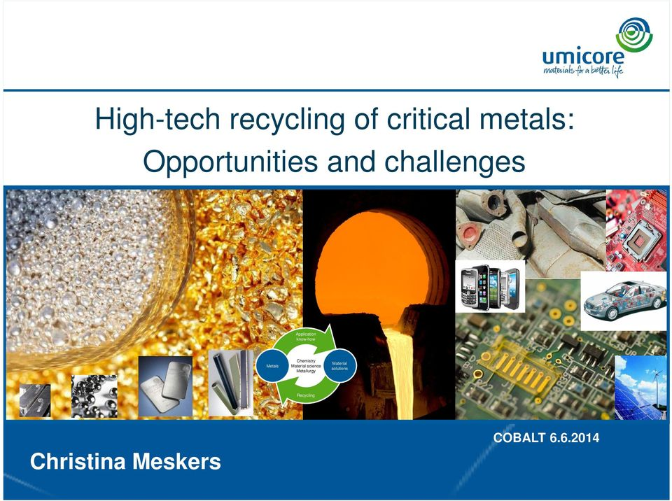 material Material science solutions Metallurgy