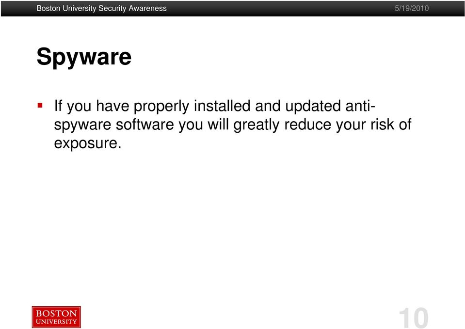 antispyware software you will