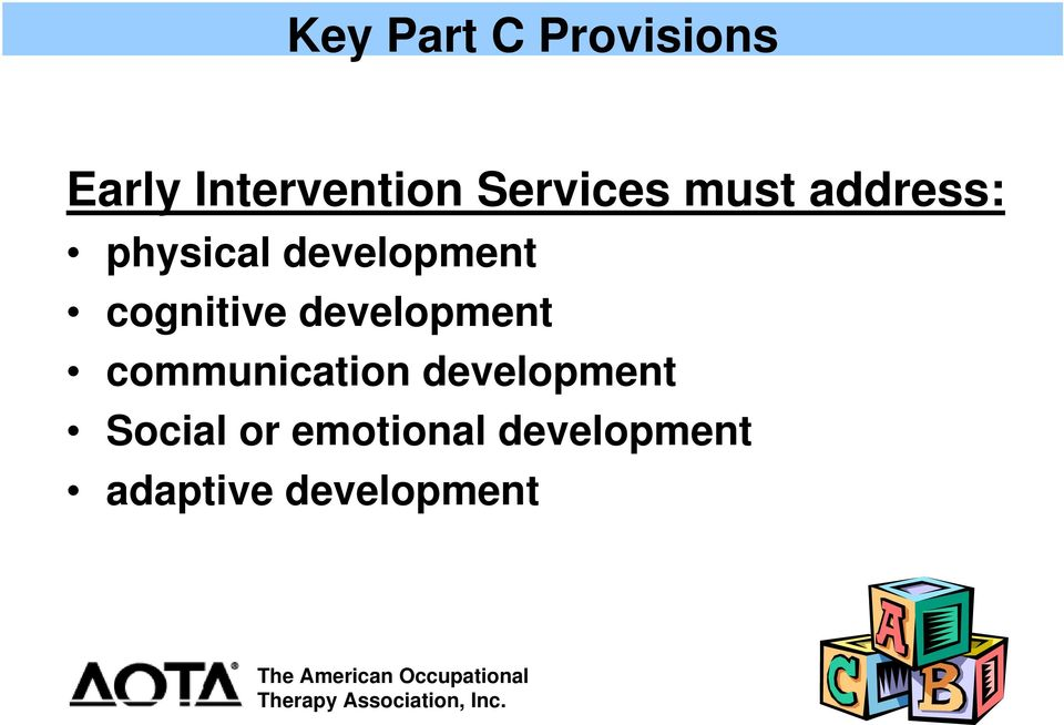 cognitive development communication