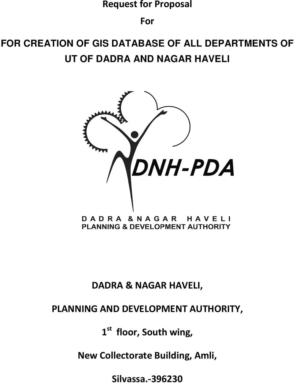 NAGAR HAVELI, PLANNING AND DEVELOPMENT AUTHORITY, 1 st