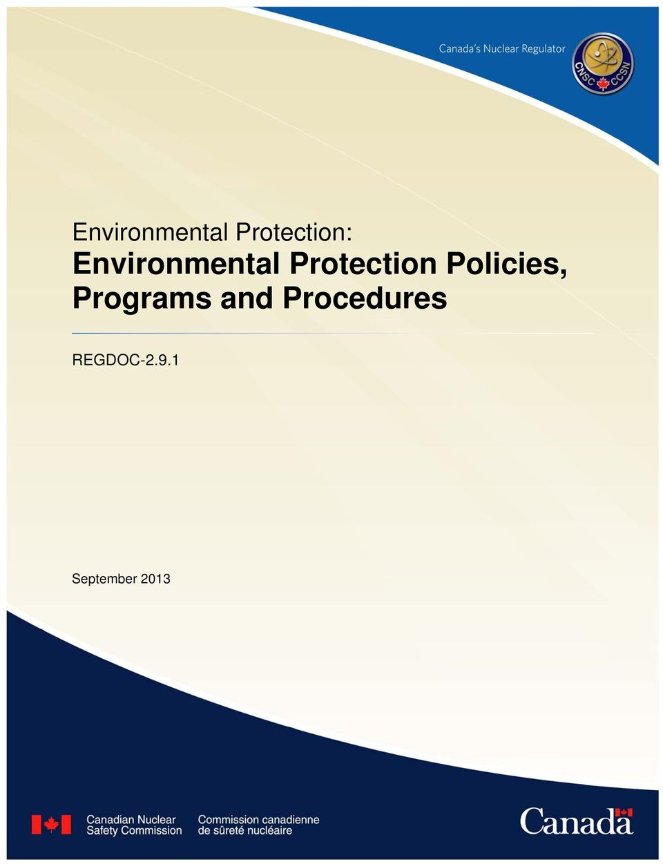 Policies, Programs and