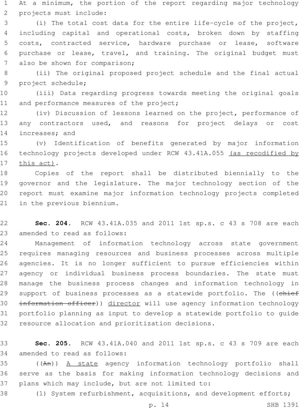 The original budget must also be shown for comparison; (ii) The original proposed project schedule and the final actual project schedule; (iii) Data regarding progress towards meeting the original