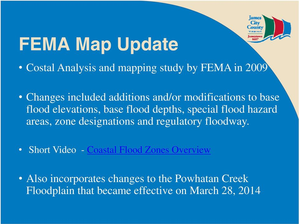 areas, zone designations and regulatory floodway.