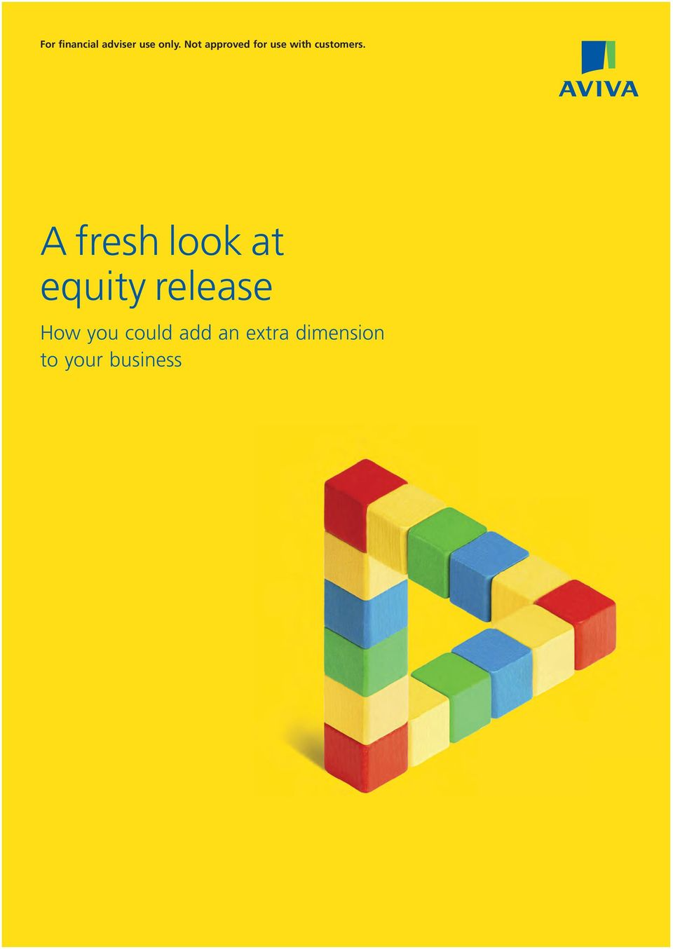 A fresh look at equity release How you