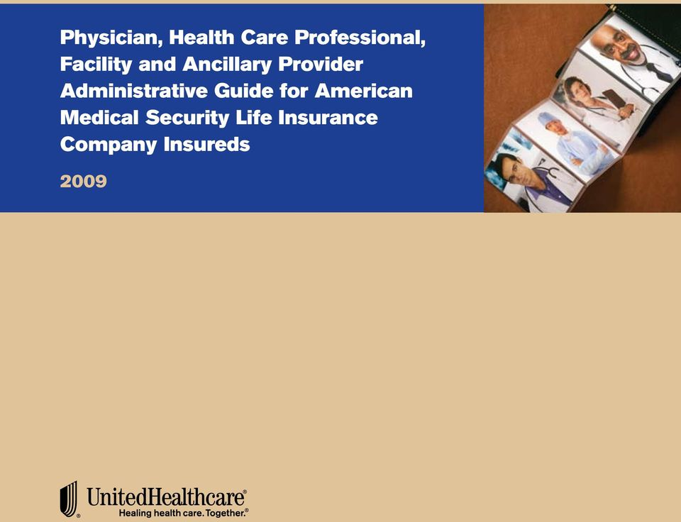 Administrative Guide for American