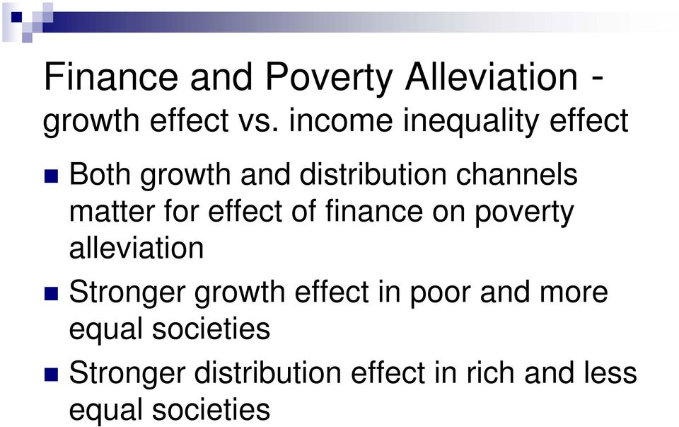 economic growth and poverty alleviation Description of why agriculture growth and poverty alleviation are interrelated by kat0794 in types  school work.