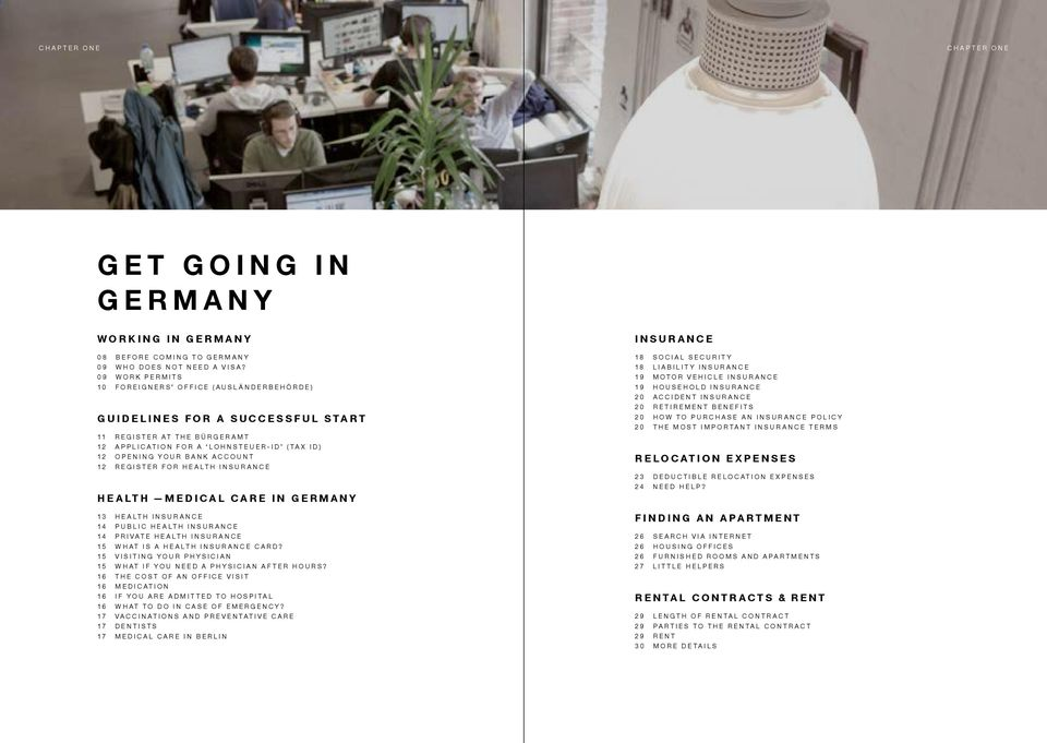 INTERNATIONAL ZALANDO EMPLOYEE GUIDE. Working and living in the ...