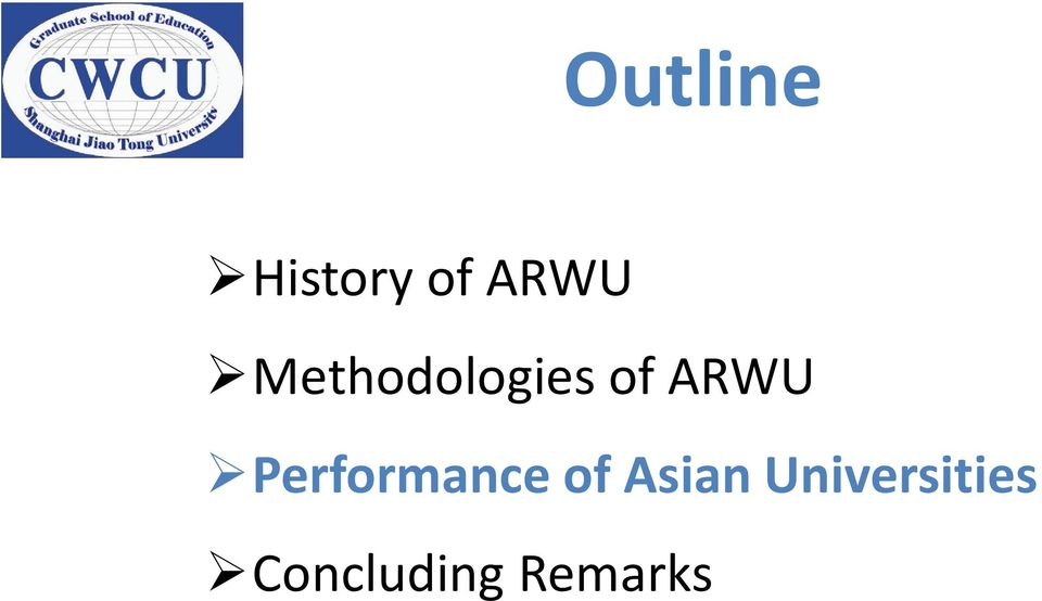 Performance of Asian