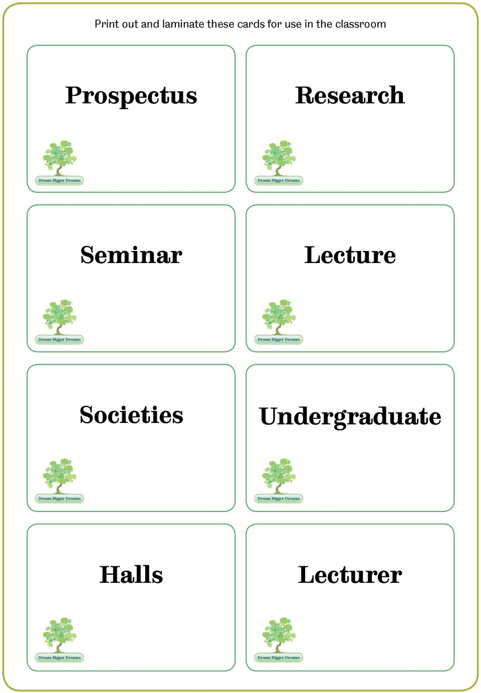 Lecture Societies