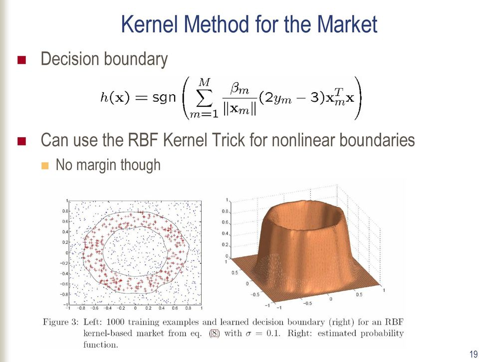 the RBF Kernel Trick for