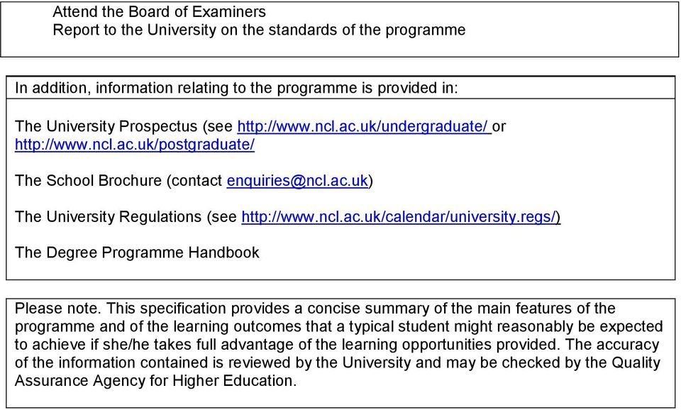 regs/) The Degree Programme Handbook Please note.