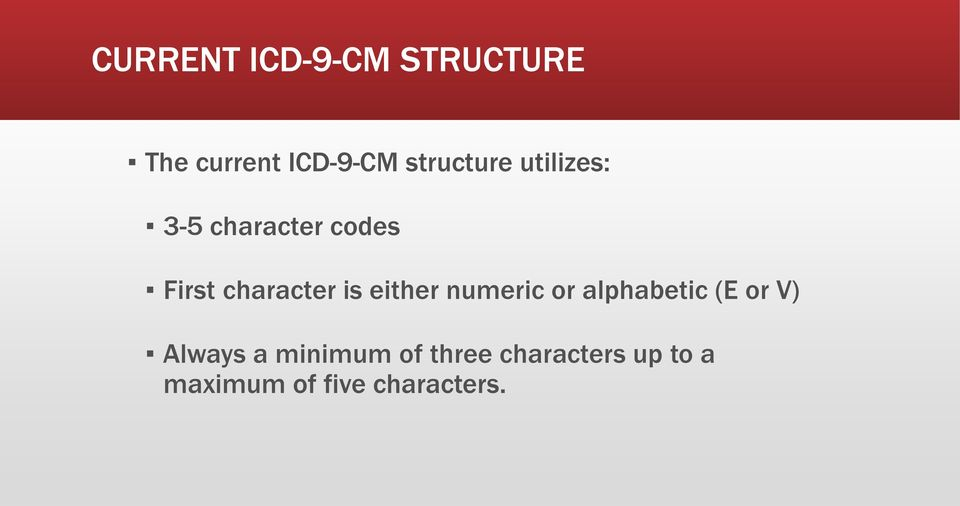 character is either numeric or alphabetic (E or V)