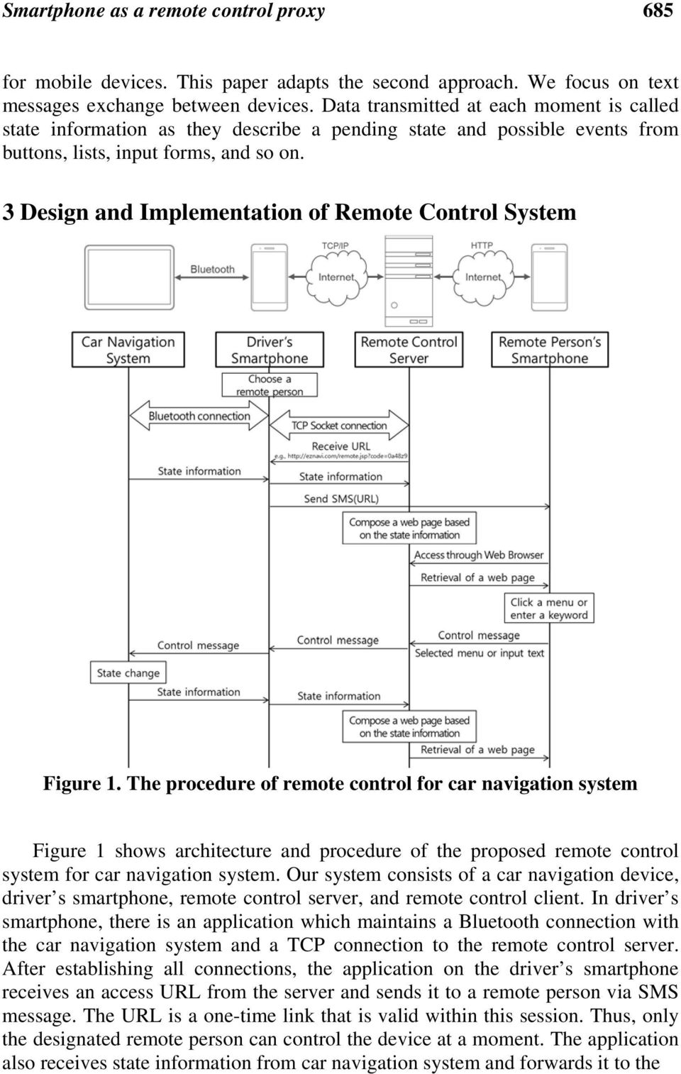 3 Design and Implementation of Remote Control System Figure 1.