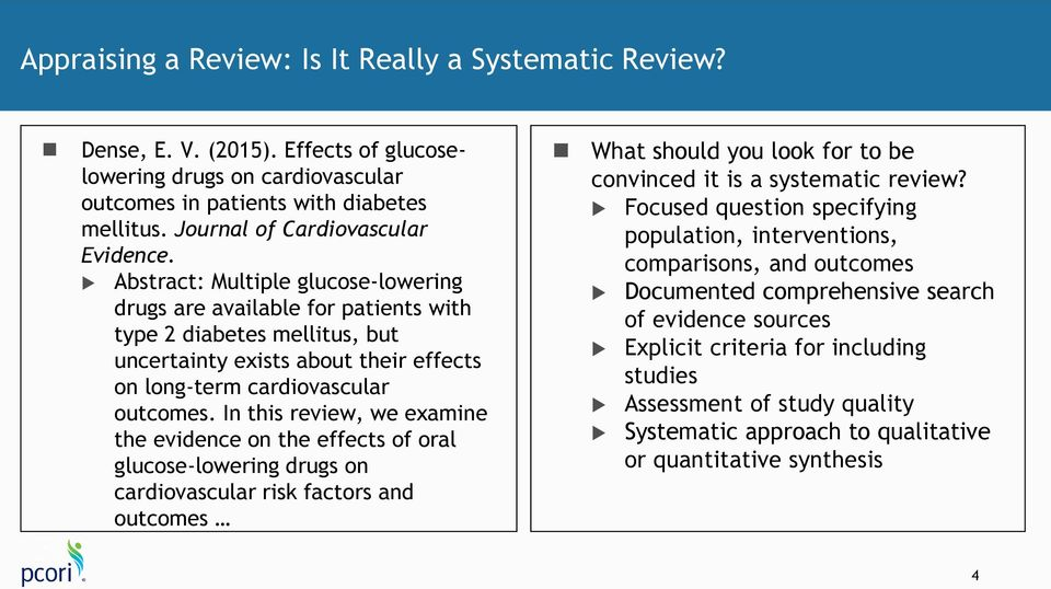 Abstract: Multiple glucose-lowering drugs are available for patients with type 2 diabetes mellitus, but uncertainty exists about their effects on long-term cardiovascular outcomes.