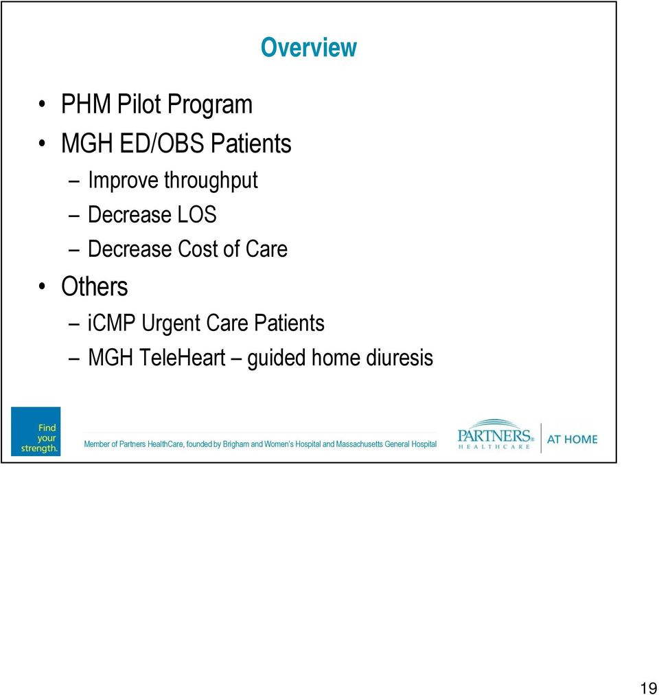 Cost of Care Others Overview icmp Urgent