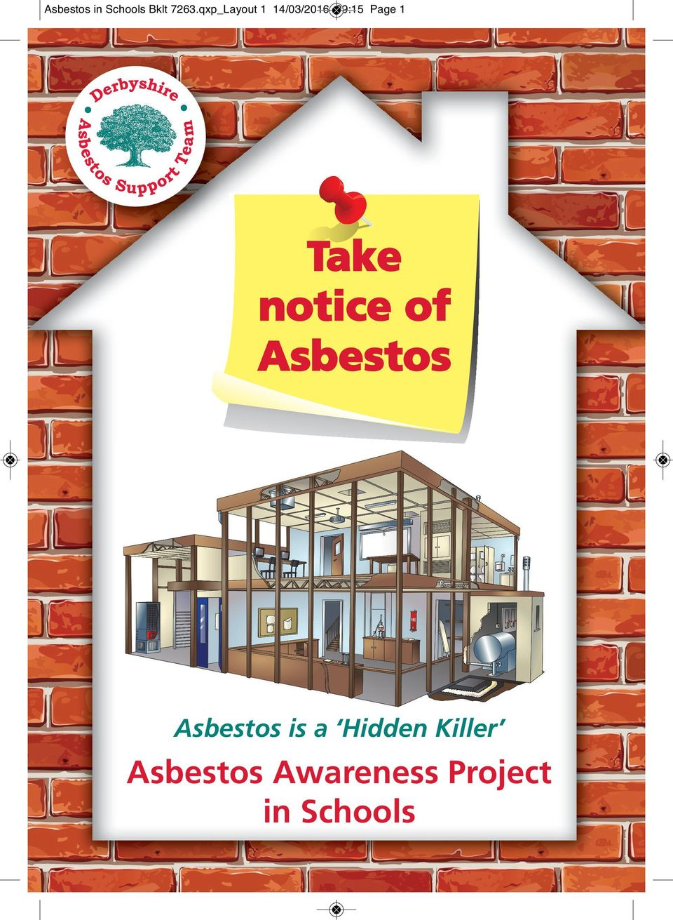 Take notice of Asbestos Asbestos is a
