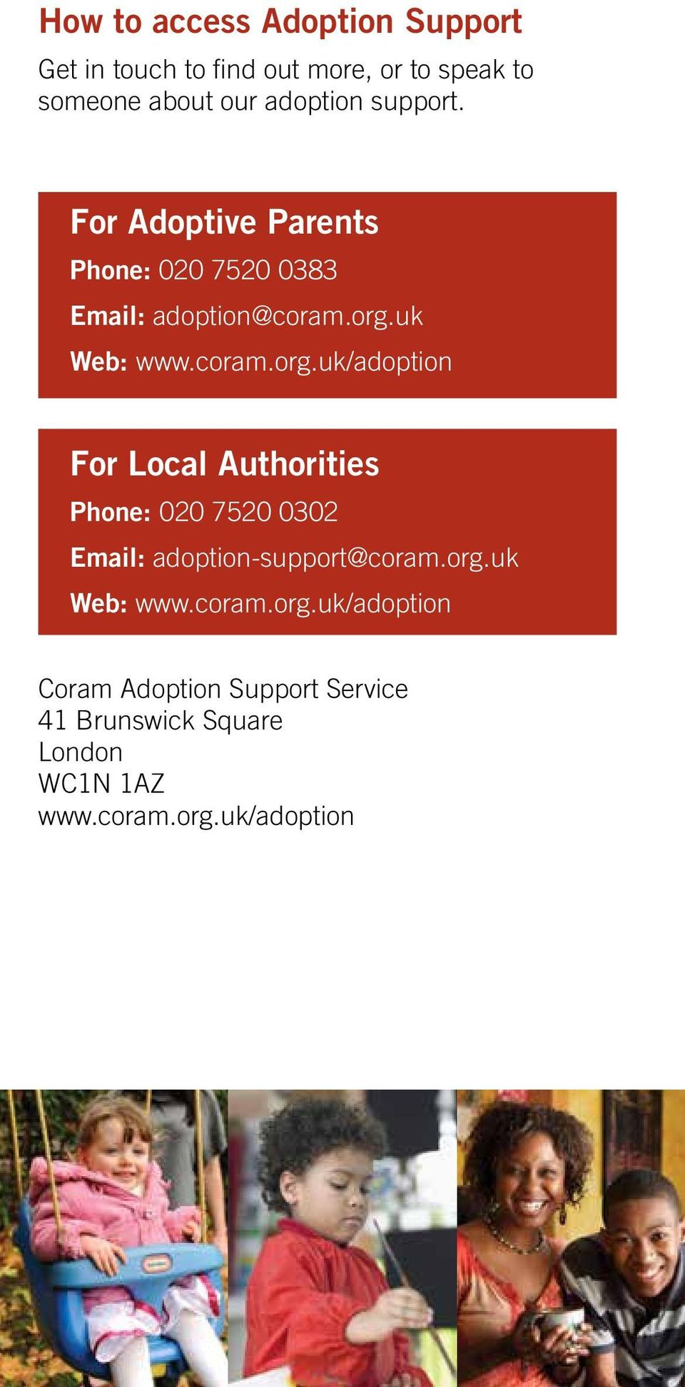 uk Web: www.coram.org.