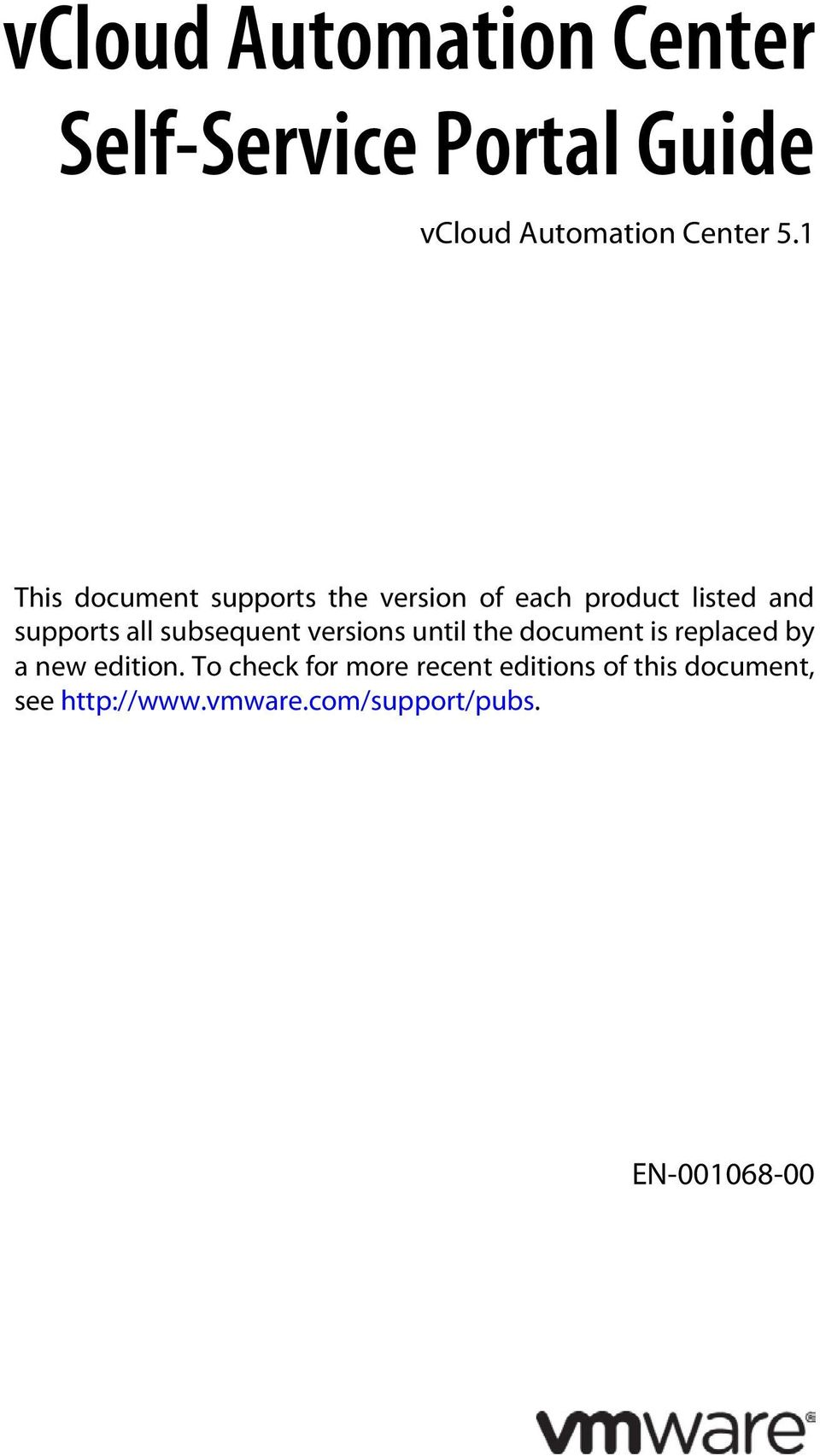 Fifth_Product_Name_and_Version_Number This document supports the version of each product listed and supports all