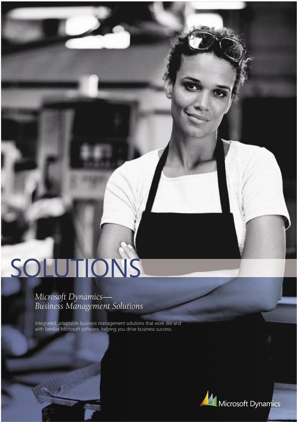 management solutions that work like and with