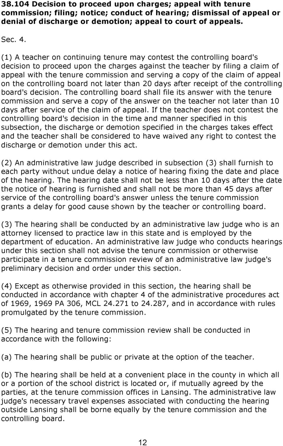 copy of the claim of appeal on the controlling board not later than 20 days after receipt of the controlling board's decision.
