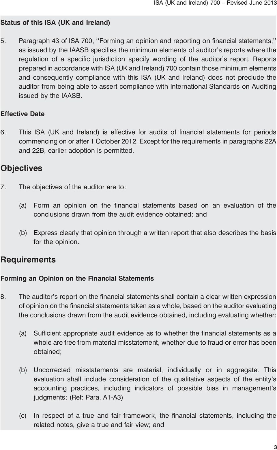 jurisdiction specify wording of the auditor s report.