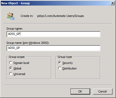 In the following steps, you will find how to: Figure 2: Download GINA/CP Installer Create a Security Group Create a Group Policy Perform Administrative Template Settings Applying the GPO 3.1.
