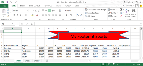 Slide 4 Spreadsheets, Worksheets, and