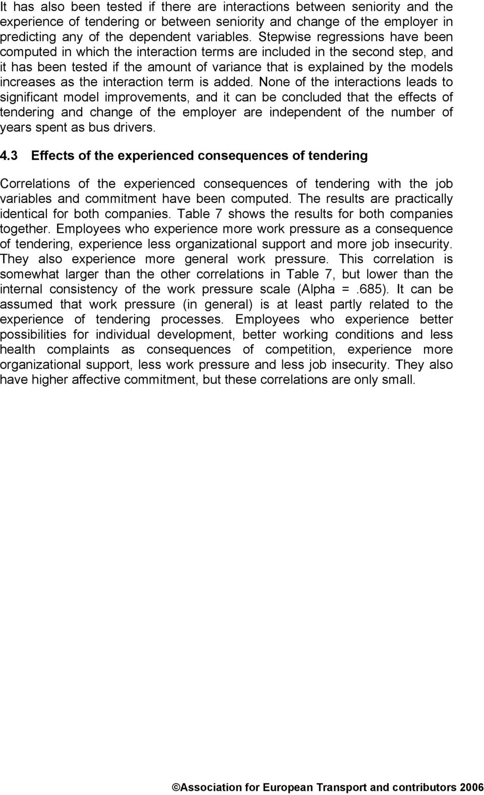 effects of similarity model on organizational commitment thesis The effect of training, employee benefits, and incentives on job satisfaction and commitment in part-time hotel employees a thesis submitted to the.
