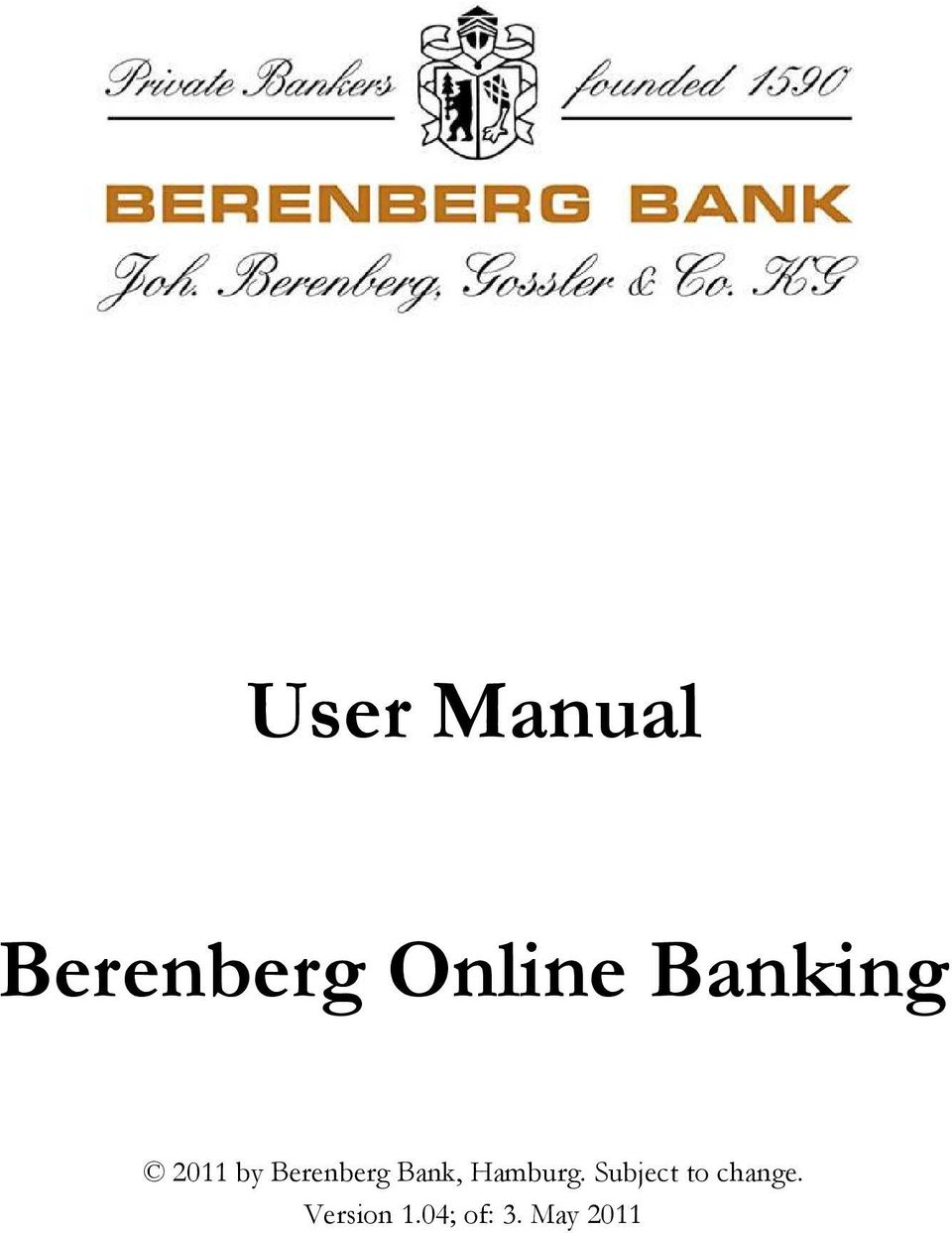 banking operation manual Operations manual to get you underway the following pages in this manual will include matters related to: manpower banking processes monies on hand.