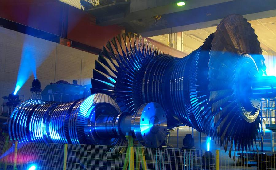 Siemens Steam Turbine Generator Packages for Advanced Nuclear Power Plants Olaf Bernstrauch (Speaker) Package Frame Owner Steam Turbine & Generators for NPP Dietmar Struken Product