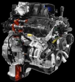 7L More than 3 Million Pentastar Engines produced since 2010CY X 3.0L X 3.