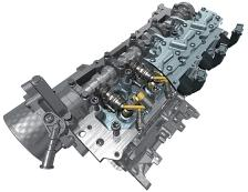 FCA Powertrain technology usage We simulate combinations of powertrain and VDE technologies to identify the best Bang-for-the-Buck which satisfies the Synthesis of requirements for the FCA fleet