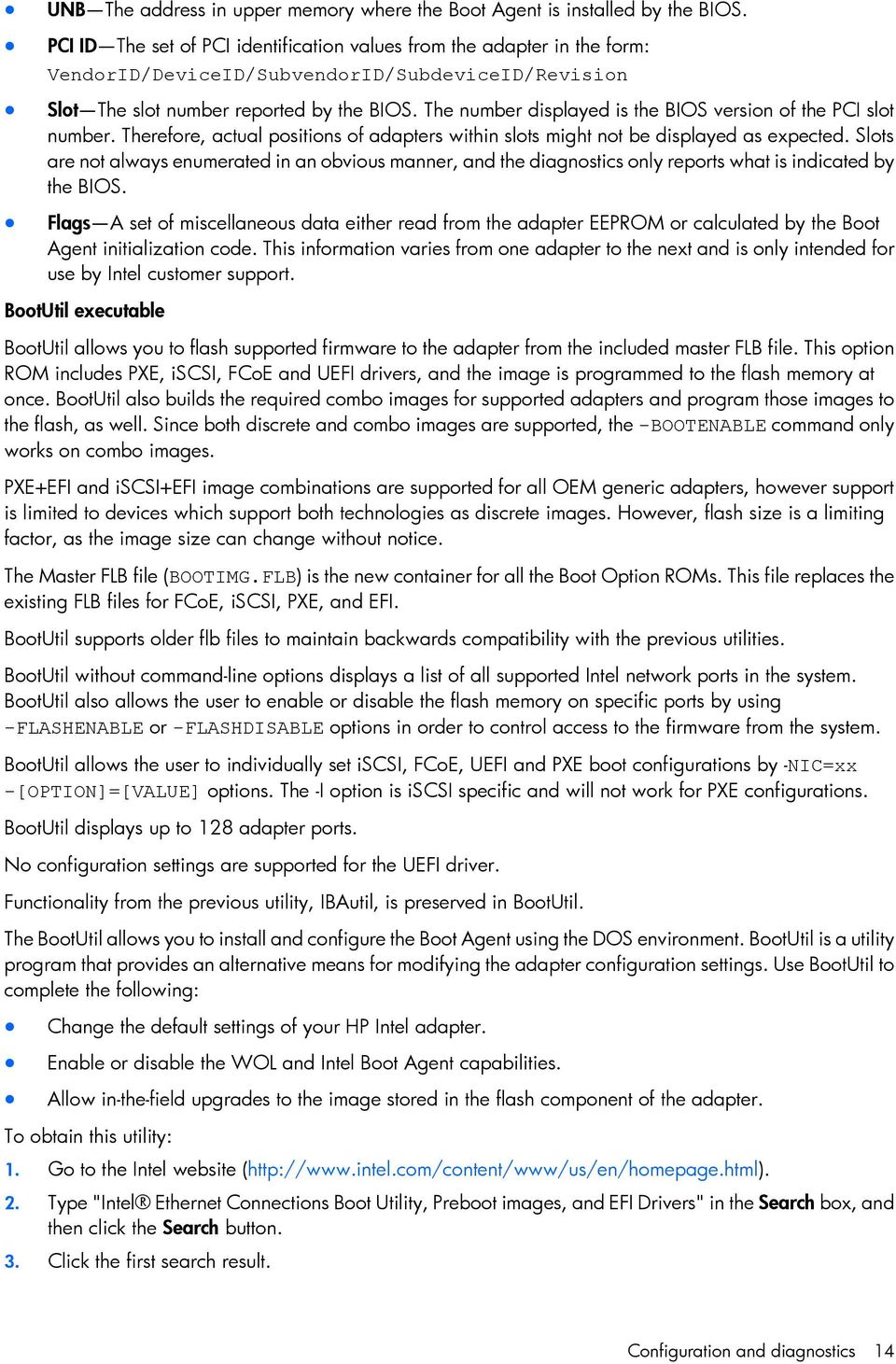 HP ProLiant Network Adapter Software and Configuration Guide