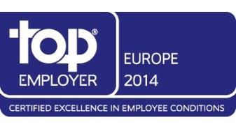 strong employee engagement facilitating the modernization of the company high level of French employee satisfaction top employer awards received in 2014 84% 88% 90% 92% 92% 92% France Spain Poland UK