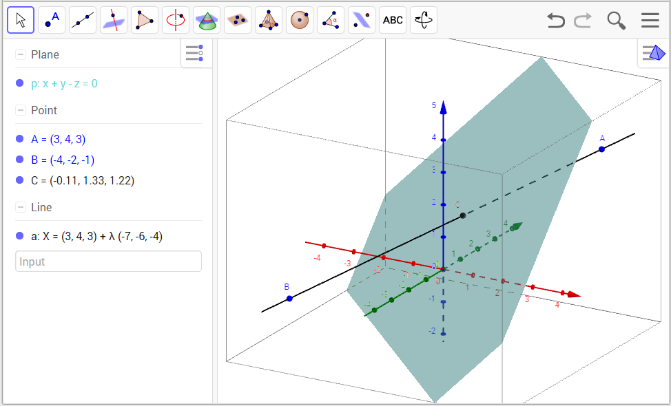 4 5 Select the Best Fit Line tool from the Graphics View Toolbar. Create the line that best fits your data points by using a selection rectangle that contains all data points plotted.