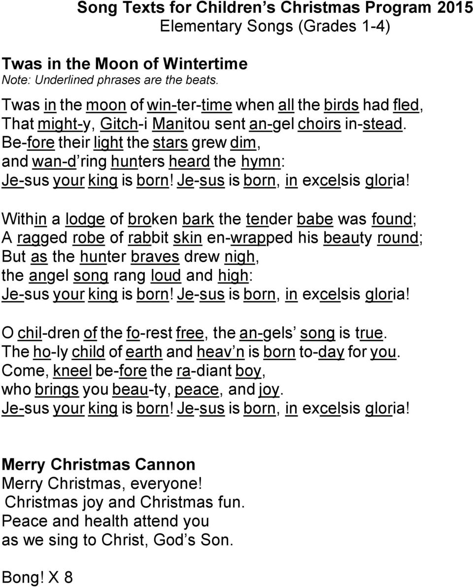 Words of merry Christmas songs-alterations: texts of the best alterations of songs on the New Year for adults and children to the motive of modern, popular and folk songs 16