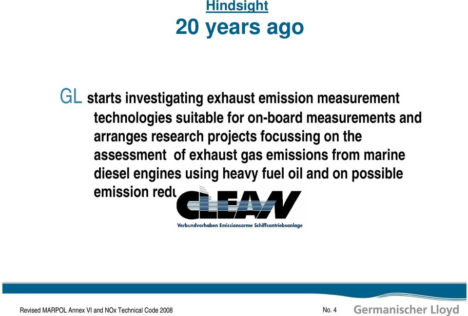 assessment of exhaust gas emissions from marine diesel engines using heavy fuel oil and on