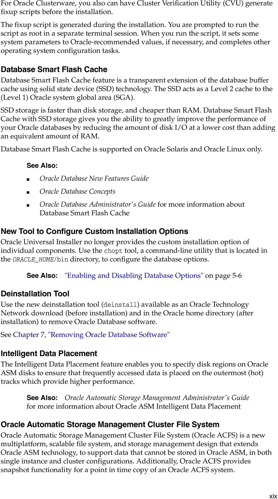 Installation Guide 11g Release 2 (11 2) for Linux - PDF