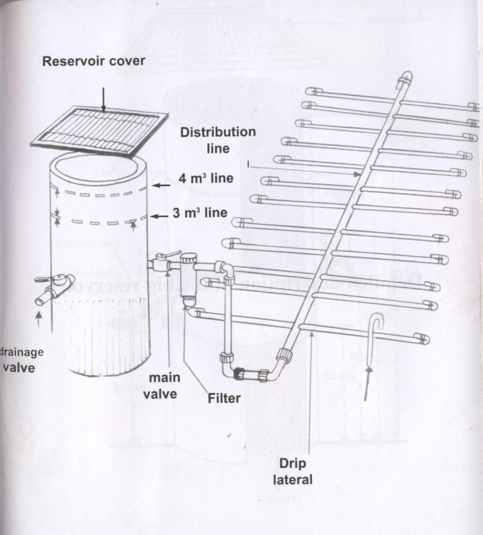 Low Pressure Drip Kit: Taps/valves Filter Main