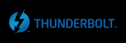 Branding Name Logo Icon Thunderbolt 3 Next Generation Same as previous