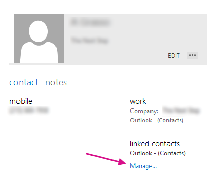 Outlook Web App User Manual 18 D Contact details Shows contact information for the selected contact E Search box Type here to search for contacts in your Directory.