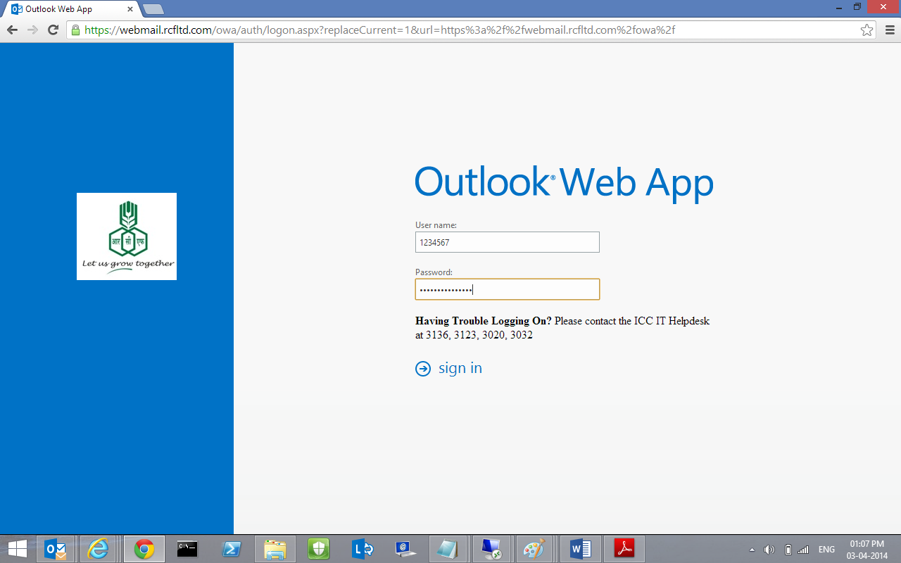 Outlook Web App User Manual 3 1.