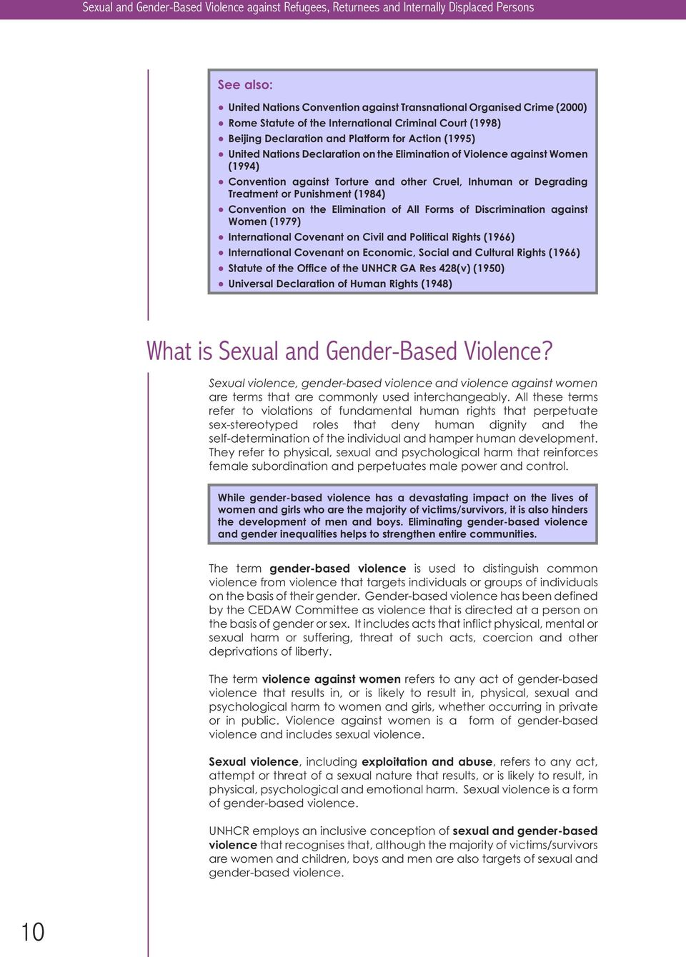 Violent acts of a sexual nature: article, punishment