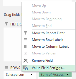 TIP: To use the data from an item in the formula, click the item in the Items list, and then click Insert Item (the item must be from the same field as the calculated item). 6. Click Add. 6.3.