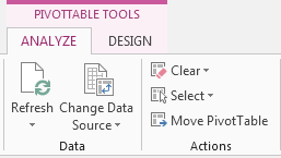 TIP: Just like with normal spreadsheet data, you can sort the data in a PivotTable using the Sort & Filter command in the Home tab. You can also apply any type of number formatting you want.