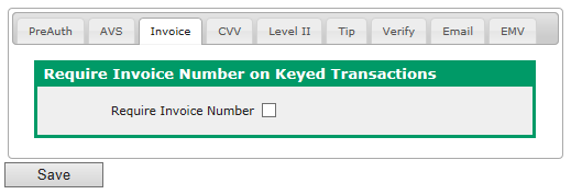 Required Transaction Fields When a transaction is manually keyed or a commercial card is used, certain fields may be required to qualify for the lowest transaction rates.