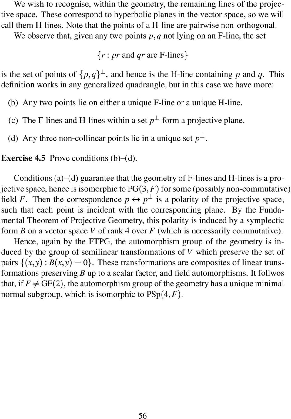 "p q""g8, and hence is the H-line containing p and q."