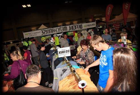 Health & Fitness Expo Sponsor (FIRST RIGHT OF REFUSAL) The Health & Fitness Expo is filled with tens of thousands of participants and their friends/family who are picking up their race packet for the